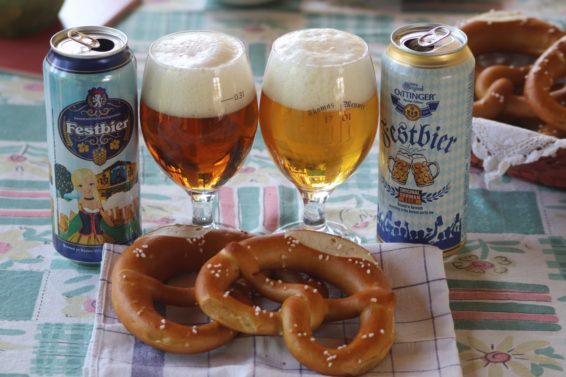 Oktoberfestbier - Aldiból vagy Lidlből