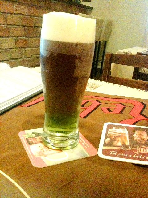 Hímestojás - sörből (Krasličák)