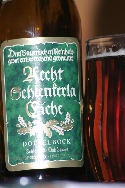 Oak and Smoke - Schlenkerla Eiche Doppelbock