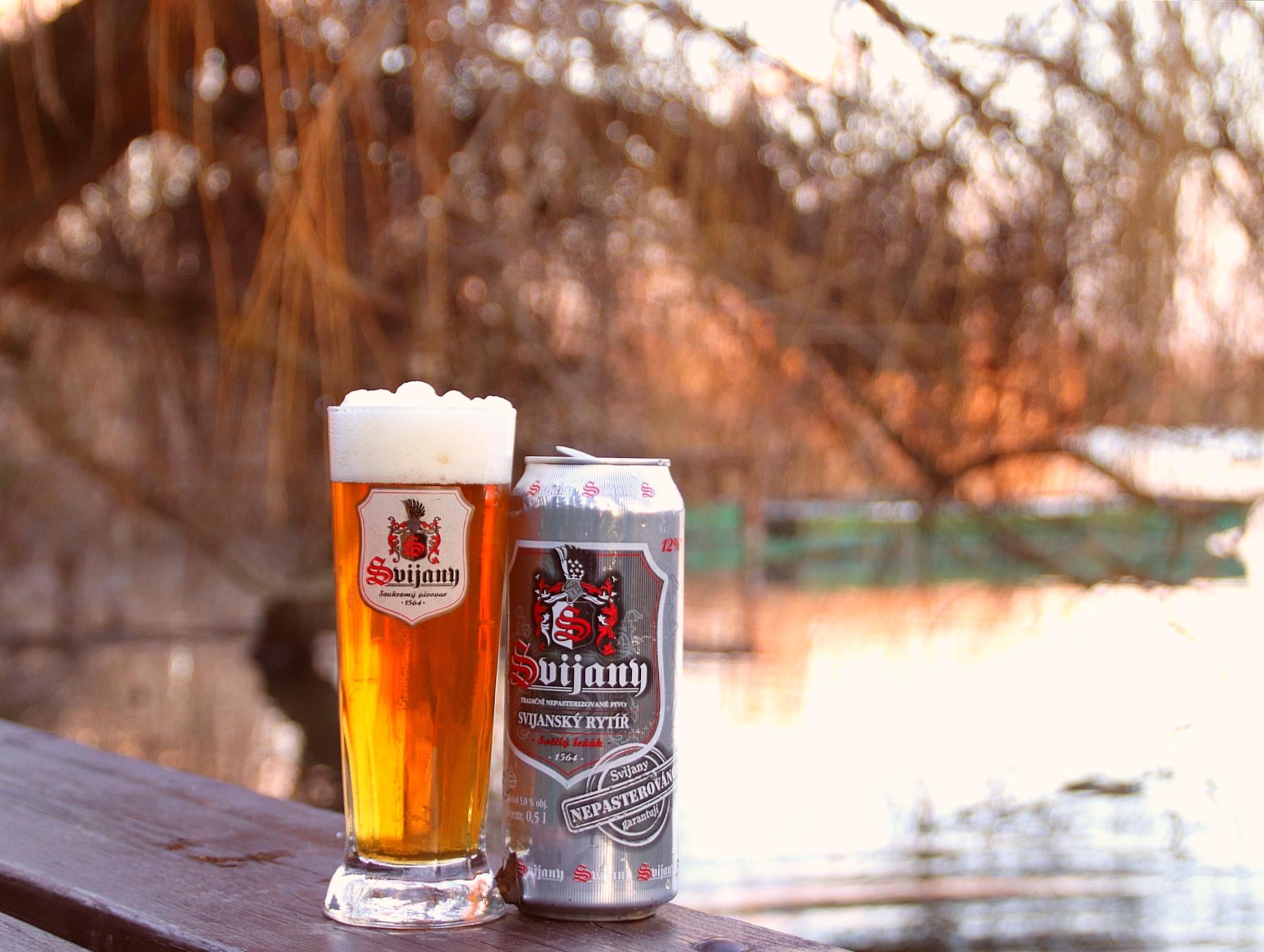 Kedvenc cseh sör - Svijansky Rytíř