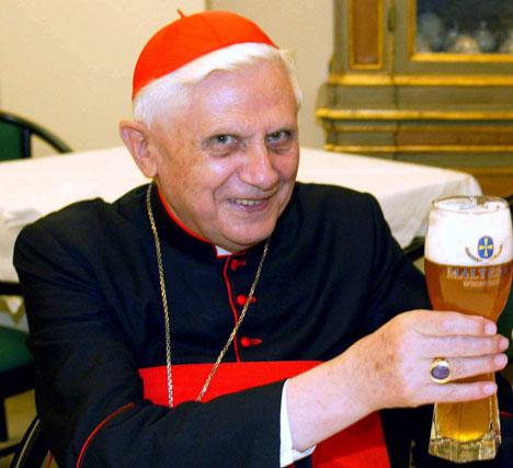 Amit a pápa iszik...
