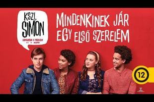 Kszi, Simon (12) - hivatalos szinkronizált Trailer !