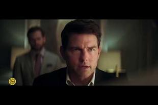 Mission: Impossible - Utóhatás - Szinkronos trailer!