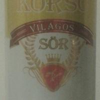 Arany Korsó