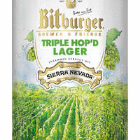 Bitburger Sierra Nevada Triple Hop'd Lager