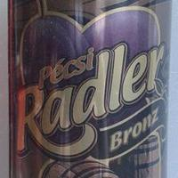 Pécsi Radler Bronz Karamellás Rumos Szilvás