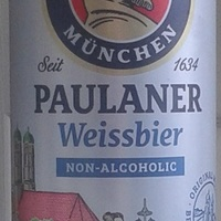 Paulaner alkoholmentes búza