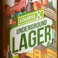 Kőbánya X Underground Lager