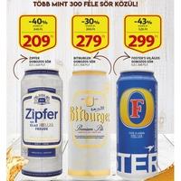 Újabb cseh akció az Auchanban