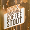 Kőbánya X Catacombs Coffee Stout