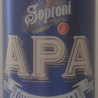 Soproni APA