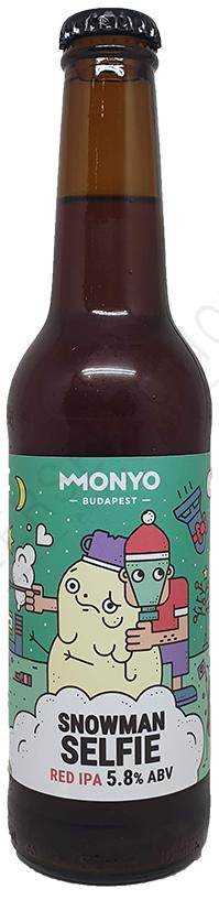 monyo-snowmanselfie.png