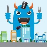 Ismerkedj meg a globális adósság-szörnyeteggel