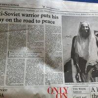Az ideges muszlim visszatér, avagy ezért ne barátkozz terroristákkal