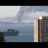 Lángokban a Chevron olajfinomítója Kaliforniában