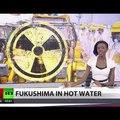 Fukushima - radioaktív sugárzás 6500X
