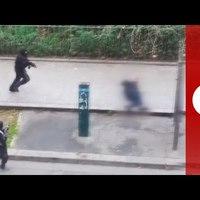 Mészárlás Párizsban, és egy érdekes videó
