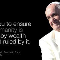 Ferenc pápa váratlan üzenete a gazdagoknak