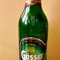 Gösser Bock üveges és dobozos