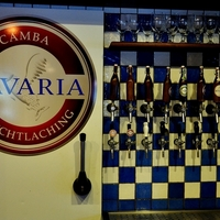 Camba Bavaria sörök sötét fele