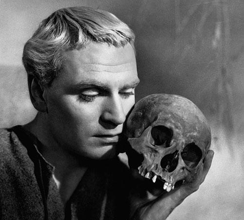 Hamlet és Yorick