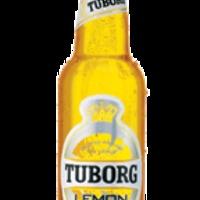 Tuborg Lemon, a citromos mámor