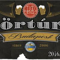 10 éves lett a Sörtúra! Menjünk igyunk 20 sört!