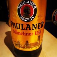 Ma esti sör.  #beerporn #sortura #paulaner