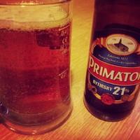 Ma esti sörünk származási helyét nem kell bemutatni  #beerporn #beer #sortura #primator #maestisor