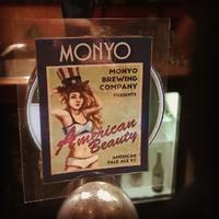 Teszteljük a Monyő főzde kreálmányait. Egy jó APA.  #monyobrewing #monyo #apa #beerporn