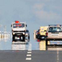 Közút - Árvíz miatti korlátozások