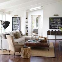 Hogyan készíts Vintage hangulatú nappalit