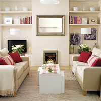 Gyors és egyszerű nappali átrendezés