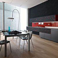 Design kopó- Olasz konyha design