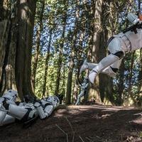 Star Wars - Vödörfejűek és Felderítő