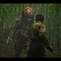 Rövidfilm kvadráns: Rég volt már Predator kisfilm