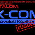 XCOM műveleti kézikönyv: Függelék