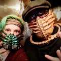 Kézműveskedjünk együtt! Készíts te is Facehugger maszkot otthon.