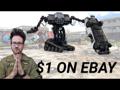 Agyő Sas Egy - eladták a Megabot Inc. robotját