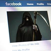 Halottak és gyász a Facebookon