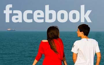 Infografika - A Facebook hatása a személyiségre és az egészségre infografika