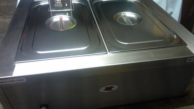 Az új konyhatechnológiák és eszközei-5.rész A Sous-vide hazai temperáló eszközei