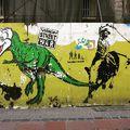 #uruguay #montevideo #streetart #southamerica #sudamerica #sudamericatrip #délamerika #delamerikaiutazas