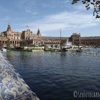 Sevillai látnivalók képekben - 1.rész