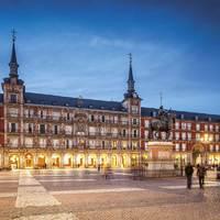 400 éves a madridi Plaza Mayor