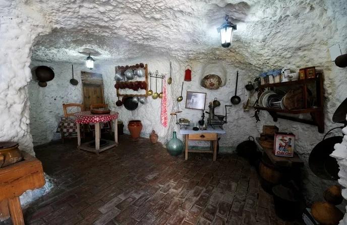 Museo Cueva de Sacromonte