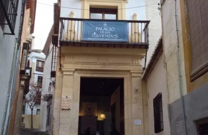 Palacio de los Olvidados