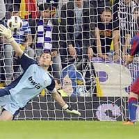 """Casillas meg a többiek - Messi eddigi """"áldozatai"""""""
