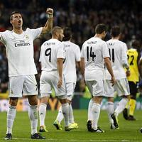 Cristiano Ronaldo megdöntötte Puskás Ferenc gólcsúcsát