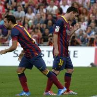 Barcelona: Messinek két-három hetet kell kihagynia